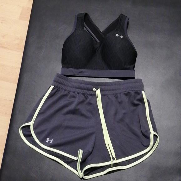 Combo items shorts/s. Bra